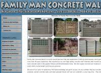 concrete wall extensions in pretoria