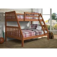 Donco Bunk Bed Donco Mission Bunk Bed In Cinnamon