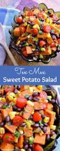 tex mex roasted sweet potato salad hello little home