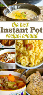 instant cuisine tons of the best instant pot recipes around from soups to
