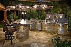 Outdoor Kitchen Pictures Design Ideas Kitchen Outside Kitchen Island In Artistic Outdoor Kitchen
