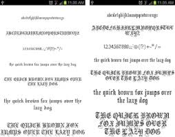 flipfont apk free royal fonts for flipfont free apk version 3 21 1