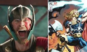 thor film quotes thor ragnarok thor is getting this famous old weapon can you