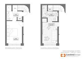 convert garage to bedroom convert