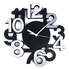 horloges cuisine horloge murale cuisine beau horloge murale cuisine 4 3d