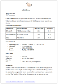 Download Resume Samples by Over 10000 Cv And Resume Samples With Free Download Cv