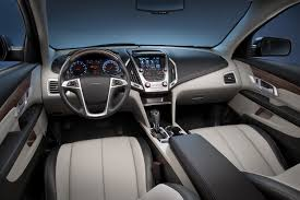 chevrolet equinox 2017 interior chevrolet equinox to receive new generation in 2017 facelift