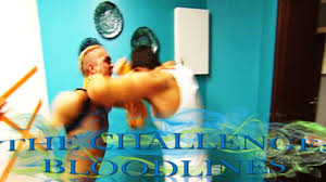 Challenge Shane The Challenge Bloodlines Brothers Fight Shane Vs Tony