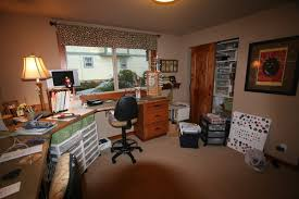 Craft Room Office - craft room office layout