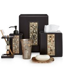 Paris Bathroom Set by Modern Bathroom Accessory Sets Want To Know More Elegant Black