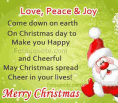 merry message christmasmsg on