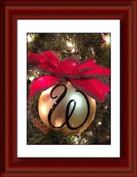 Christmas Ornaments With Initials 195 Best Christmas Ornaments Images On Pinterest Christmas