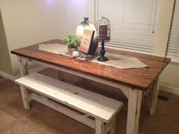 Dining Room Attractive Rustic Kitchen Tables For Modern Dining - Kitchen table decor ideas