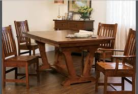 Mission Dining Room Chairs Dinning Room Furniture West Lebanon Nh Brown Furniture