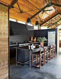 black steel kitchen cabinets for sale 25 black countertops to inspire your kitchen renovation