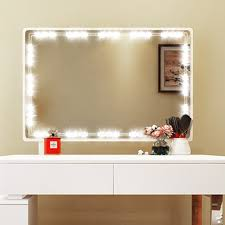 hollywood makeup mirror with lights hollywood makeup vanity lights flawless lighting by kb