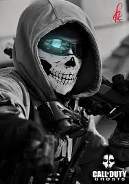 Call Duty Ghost Halloween Costume Call Duty Ghost Faizan47 Calle Duty Fan