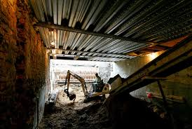 knowles london basement construction jubilee place