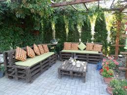 Outdoor Ideas For Backyard Architecture Outdoor Pallet Furniture Creative Ideas Backyard