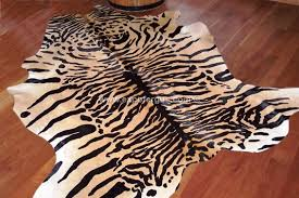 Cowhide Print Animal Print Cowhides