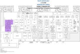 sands expo floor plan pc show 2017 1 4 june marina bay sands hardwarezone com sg