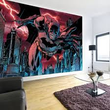 Batman Bedroom Décor Painting Decor Ideas Room Decals Home - Batman bedroom decorating ideas