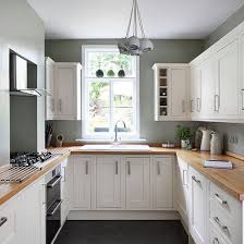 white kitchen cupboards and grey walls small kitchen ideas to turn your compact room into a smart