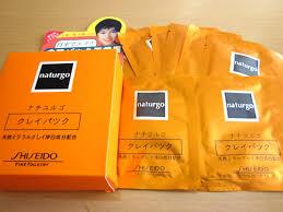 Jual Masker Naturgo masker lumpur naturgo shiseido harga murah