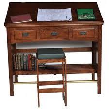 Desktop Drafting Table Mission Library Desk Drafting Table Pertaining To Drafting Table