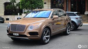 bentley sport 2016 bentley bentayga 27 december 2016 autogespot