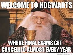Memes About Final Exams - where final exams get cancelled almost every year weknowmemes
