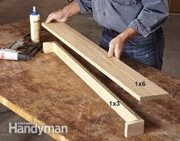 Corner Shelf Woodworking Plans by 212 Best Woodworking Corner Images On Pinterest Wood Projects