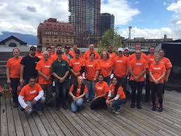 thanking the home depot canada foundation for their ongoing