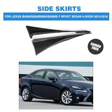 lexus is350 f sport for sale philippines online buy wholesale side skirt for lexus from china side skirt