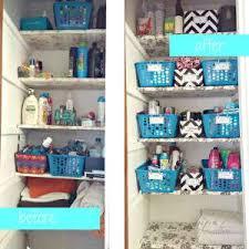 Bathroom Closet Organization Bathroom Closet Organization Hip N U0027 Creative