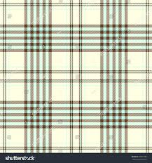 Seamless Tartan Plaid Pattern Checkered Textile Stock Vector