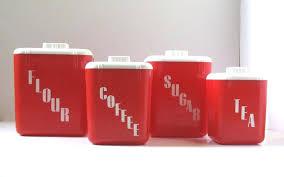 kitchen canister sets vintage kitchen canisters set kitchen canister set glass and