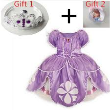 aliexpress buy 2015 princess sofia dress baby princesa