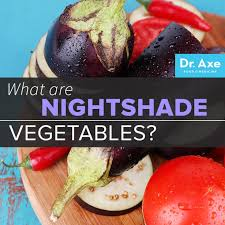 Root Vegetable Allergy - what are nightshade vegetables dr axe