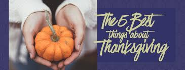 the 5 best things about thanksgiving talk school of languages