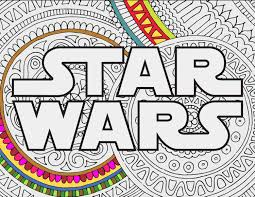 star wars coloring pages star wars logo printable