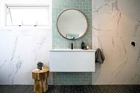 bathroom round mirror bathroom look we love round mirrors style curator