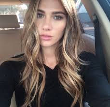 light hair colors for dark hair models have thick black prominent eyebrows and blonde hair grayed