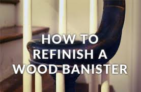 How To Refinish A Wood Banister Flooring And Stairs Projects Bauen Diy Home Improvement