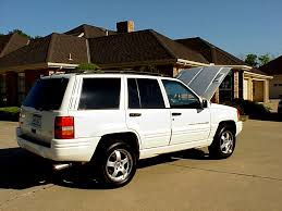 jeep laredo white 1998 jeep grand cherokee limited 5 9 liter