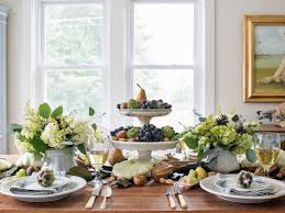 thanksgiving table decorations modern last minute thanksgiving centerpieces hgtvs decorating design modern