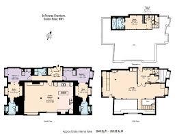 Apartment Design Plans St Pancras Penthouse Apartment London 17 Bursting With Personality