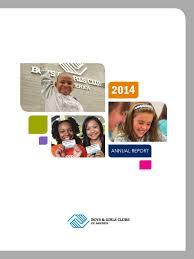 lexus financial report 2014 2014 bgca annual report by boys u0026 girls clubs of america issuu