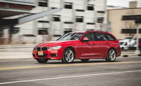 red bmw 328i 2014 bmw 328i xdrive sports wagon test u2013 review u2013 car and driver