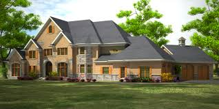 modern black wall exterior house drawing that has wooden floor